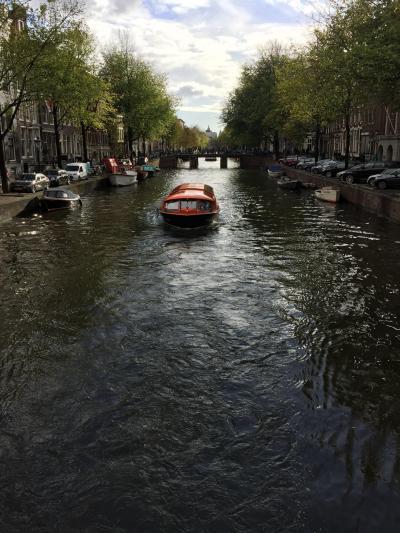 オランダ一人旅 2日目 ユトレヒトとザーンセスカンス
