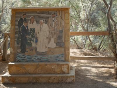 ただいま!ヨルダン女子旅 Part 3~聖書の地を巡って、死海でぷかぷか、温泉でフィニッシュ!編~