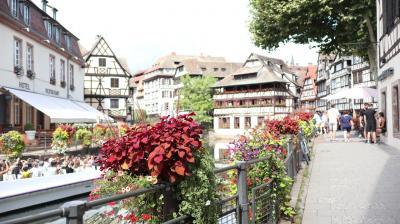 猛暑を抜け出し人生初の夏のヨーロッパ!パリ~フランス、ちょこっとドイツの旅 vol.6