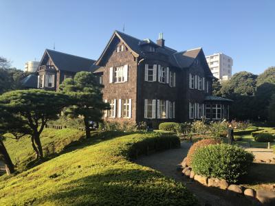 駒込駅周辺 北区西ケ原/旧古河庭園と旧渋沢庭園・飛鳥山公園