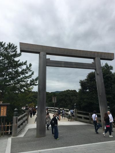 夫婦で伊勢京都旅行 伊勢編②