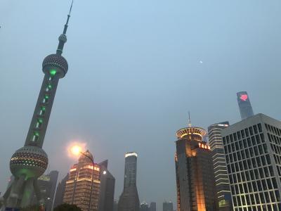 魅惑の中国(上海)