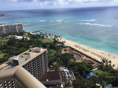 初ハワイの体験談