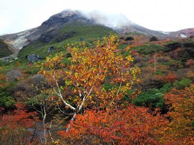 2018.10.12 那須・茶臼岳の紅葉が見たくて行ってきました