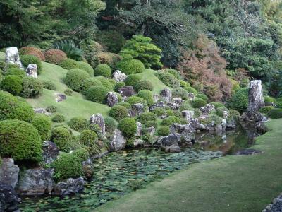 龍潭寺庭園を見に引佐(いなさ)まで。庭園より,直虎のほうが有名になったのかな。
