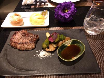 【夜間限定・至福の】ANA深夜便で香港へ dining h【スイートラウンジ】