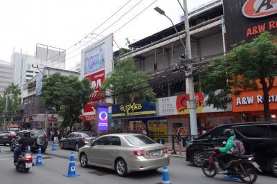 3回目の海外男一人旅 タイ国際航空で行くバンコク旅行記(3日目)
