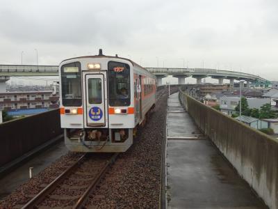 ローカル支線に乗りに、今度は名古屋周辺へ【その4】 東海交通事業 城北線
