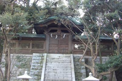 児玉神社(藤沢市江ノ島)
