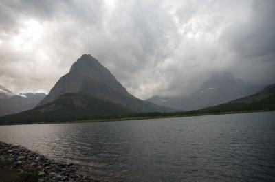 アメリカ国立公園巡り 2018/9 グレイシャー国立公園 その2メニーグレイシャーエリア編