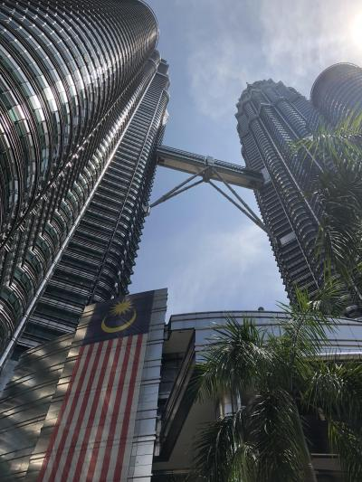 2018マレーシア航空で行くバリ島THE BALE・クアラルンプール8日間 6日目~8日目(クアラルンプール市内散策~帰国)