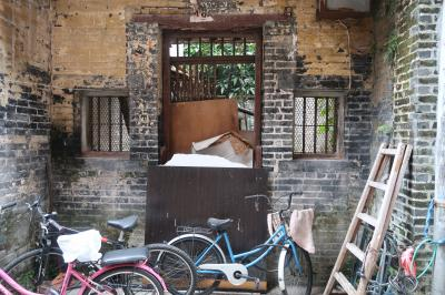 香港★元朗へ行こう 久しぶりの村めぐり2 ~元朗舊墟~