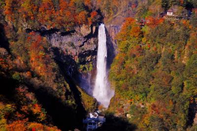 華厳の滝と中禅寺湖畔散策