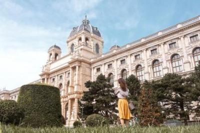 2018GW旅行体験記副賞「ウィーン旅行記」(2018年4月)