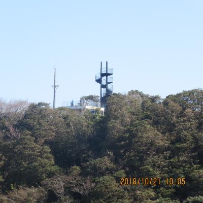 三浦半島・大楠山ハイキング