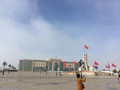 チュニジア物語ーチュニス