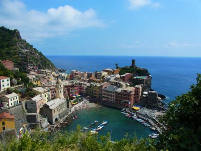 北イタリアを巡る旅 ⑥チンクエテッレ