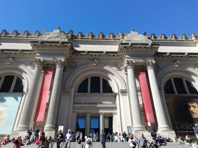 スターアライアンス ビジネスクラスで行く3週間で世界一周(7)「NY2日目 The Metその1」