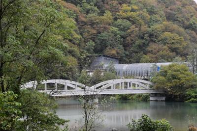 素晴らしい曲線美の姫川橋と山岳をテーマにした山岳博物館 ~小谷村と大町市~(長野)