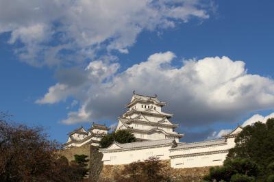 姫路城を全力で登った日