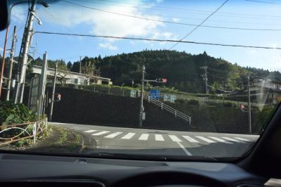 大井川上流へドライブ 2018.10.24 4.帰路(最終回)
