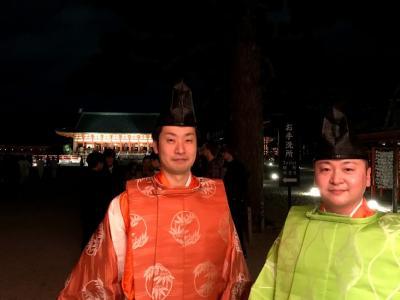 2018年10月 平安神宮「岡崎明治酒場」を楽しんで来たー後編(最後にめちゃうれしいことが!)