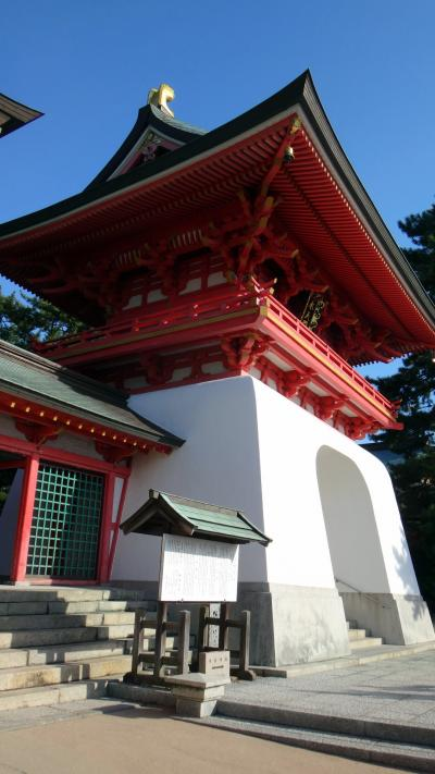 東北が大好きな私が、久しぶりに南下した中国地方・九州大周遊ドライブ旅行(3) 下関・門司