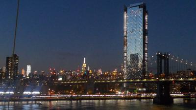 スターアライアンス ビジネスクラスで行く3週間で世界一周(11)「NY3日目 チャイナタウン・ブルックリンブリッジ」