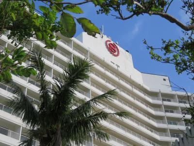 台風26号に遭遇したグアム旅行