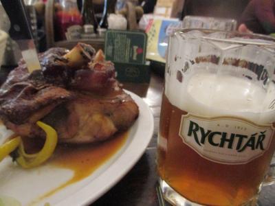 憧れのチェコ・ビール旅行へ!(1)