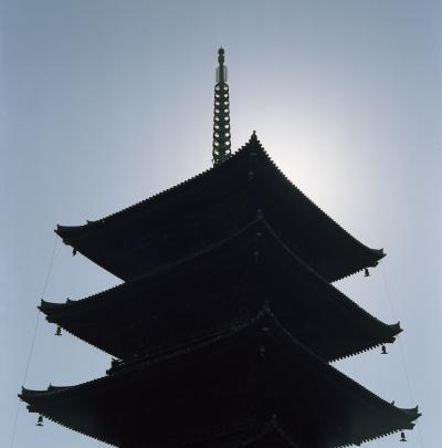 東寺へ そして食の京