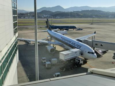さらばシンガポール航空A330撮影日記&福岡空港国際線旅客機撮影しまくるぞ編
