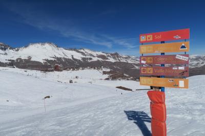 海外スキー おっさん救済!  チリ・バジェネヴァドで滑りを満喫する旅