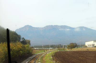 kオジサンの中山道旅日記  その20   軽井沢から一日かけて、列車で帰宅