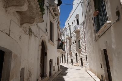 美しき南イタリア旅行♪ Vol.508(第18日)☆美しきプティニャーノ旧市街 中世時代の面影♪