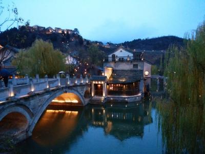 二人合わせて150歳晩秋の北京へ