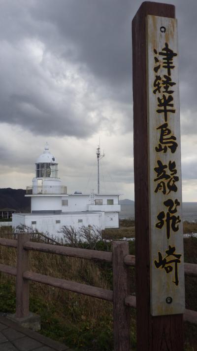 山なしの東北三大半島(男鹿、津軽、下北半島)海岸線の旅 (1)