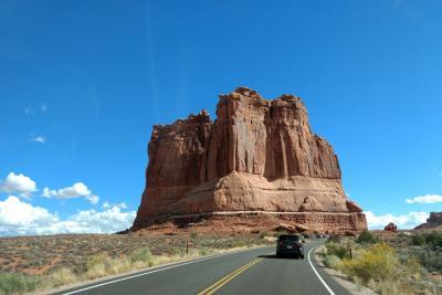 ロスから1か月間6100キロの 国立公園巡り。