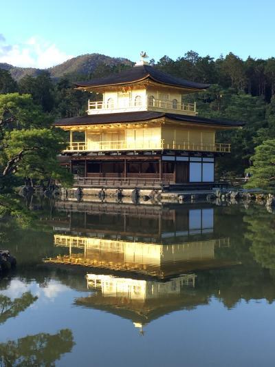 秋の京都ひとり旅