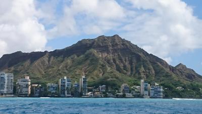 4回目のハワイ旅行。62歳+60歳(旅行中61歳)夫婦 旅行記1