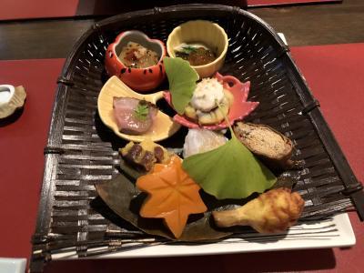 おまけ:姫路城最新情報2019.1.31  食文化には縁も知識も薄い『のんき茂野』小懐石料理から触れてみよう~