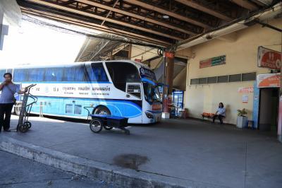 コラート(ナコーン・ラーチャシーマー)にバスで行く