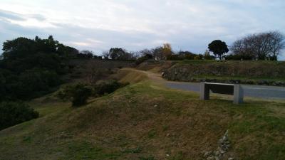ついに最終日、原城跡。SUQパスは3日間を購入しましたので昨日まで。今日はバス代もかかります。