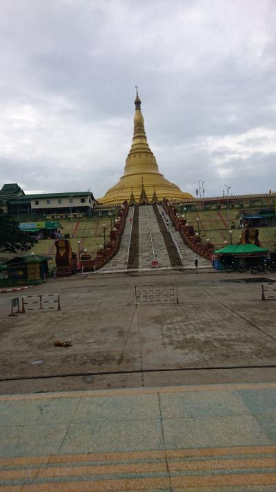 ミャンマー <ネピドー観光>(2018年10月 (2))