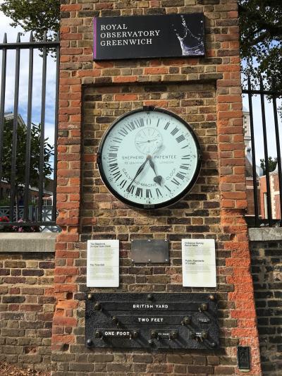 11連休で行く!リベンジのロンドン&マドリード初ひとり旅②グリニッジで子午線跨ぐ