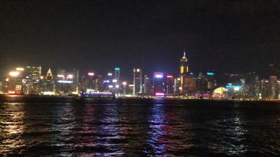 HISの激安ツアーで行く!香港ディズニー二泊三日 Day1