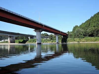 生まれ故郷新潟の秘境を旅する3日間 3日目(阿賀野川ライン下り、弥彦、八海山)