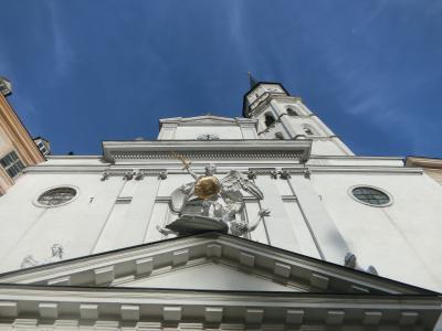 ウィーン【聖ミヒャエル教会】