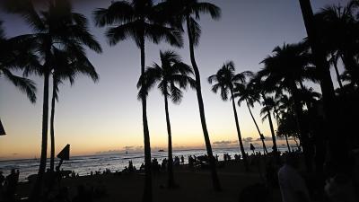 4回目のハワイ旅行。62歳+60歳(旅行中61歳)夫婦 旅行記 2