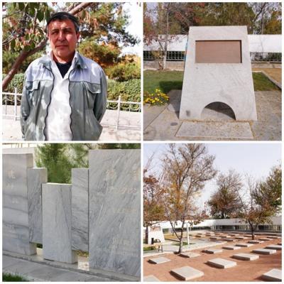 中央アジアの国々を訪ねて ④ ー ウズベキスタンのタシケントで第二次世界大戦後の日本人抑留者の足跡を見る